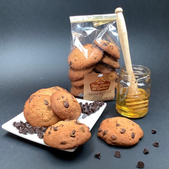 CAKE AU MIEL - GÂTEAUX AU MIEL - BUISCUITS AU MIEL  COOKIES MIEL CHOCOLAT 160 GRS