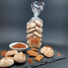 CAKE AU MIEL - GÂTEAUX AU MIEL - BUISCUITS AU MIEL  Meringue craquantes au miel et pain d'épice 50gr