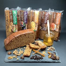 Accueil  lot de 5 pains d'épices découverte