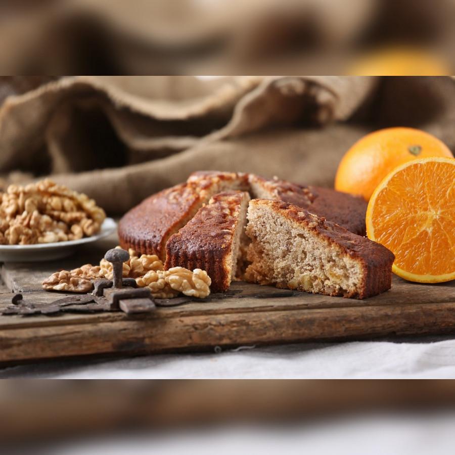 BISCUITÉRIES AU MIEL  Délicieux Miel Noix Orange 230 gr