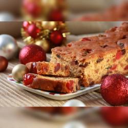 Cake Miel Fruits Confits