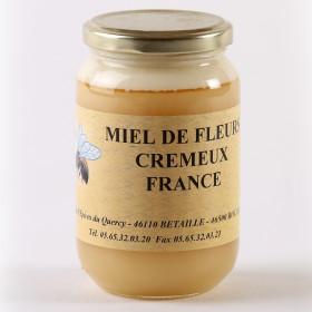 MIELS  MIEL CREMEUX 500G (FRANCE)