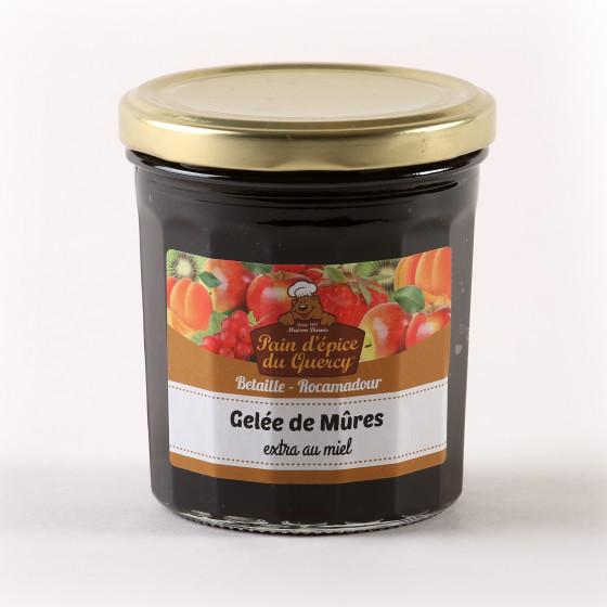 GELEE DE MURES