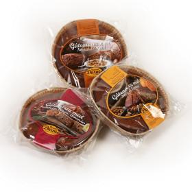OFFRES PROMOS ET DECOUVERTES  lot 3 gâteaux au miel