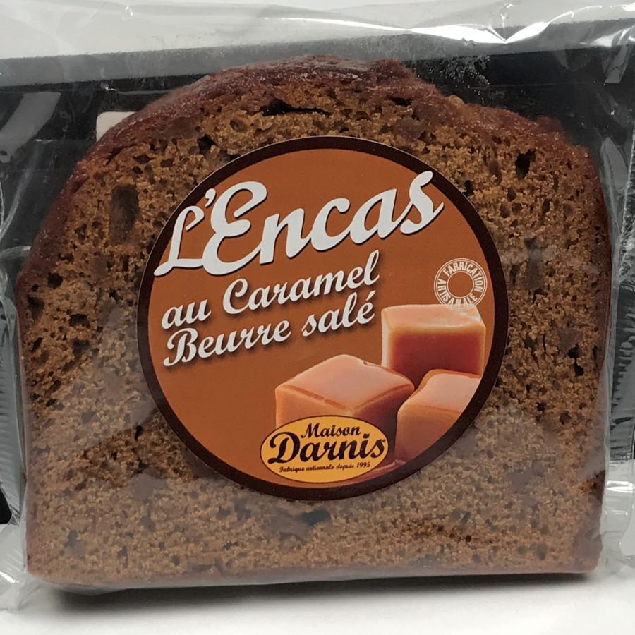 PAIN D'ÉPICE AU MIEL  Encas caramel beurre salé